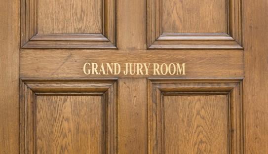 grand jury door